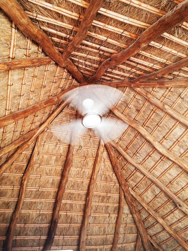 bungalow en canos de meca vista mar techo