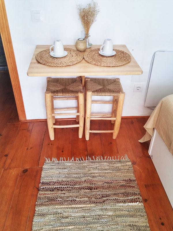 estudio en canos de meca alfombra entrada